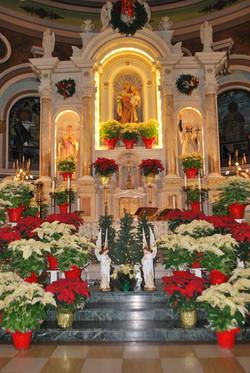Christmas at St Joseph's Church
