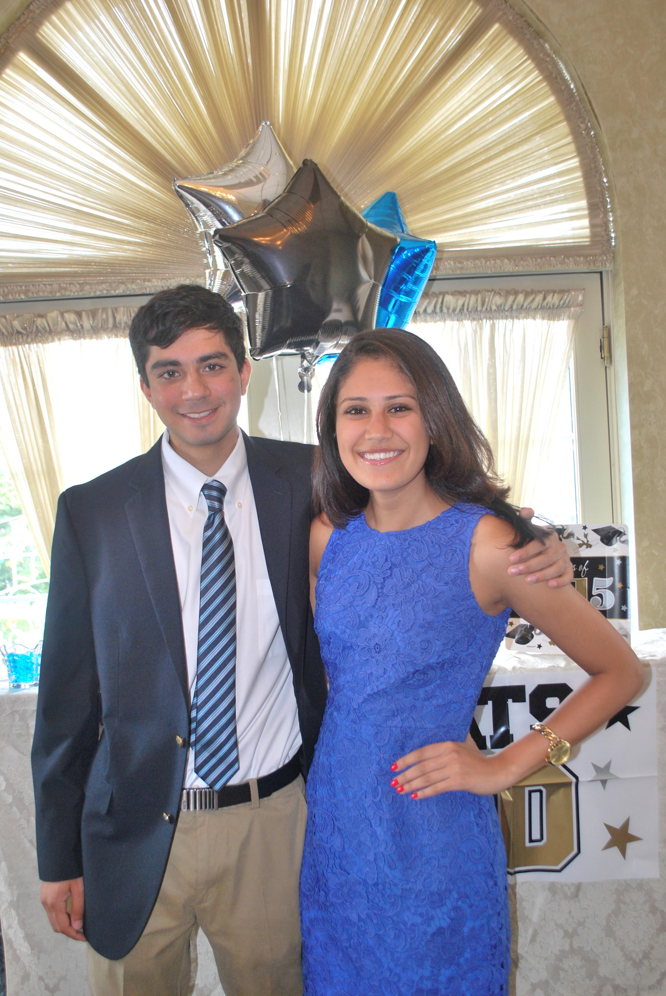 A Double Graduation Celebration