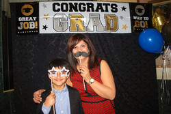 High School Graduation Celebration