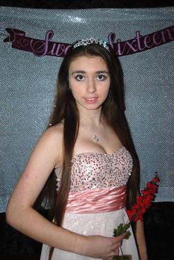 Carly's Sweet Sixteen