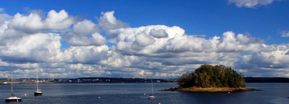 Peaceful Bay, Nova Scotia