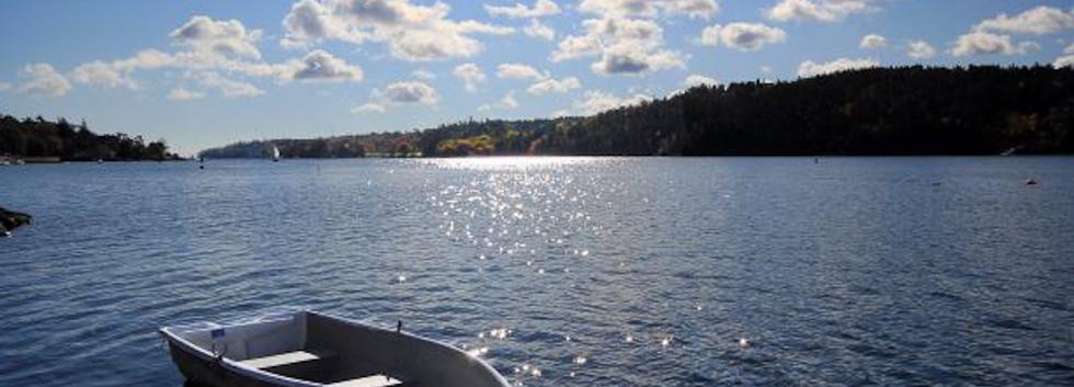 Rowboat, Nova Scotia