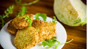 Zelné placky: Křupavý oběd i svačina