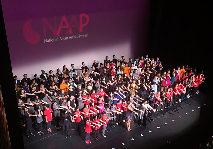 NAAP, National Asian Artists Project