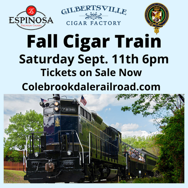 Fall Cigar Train