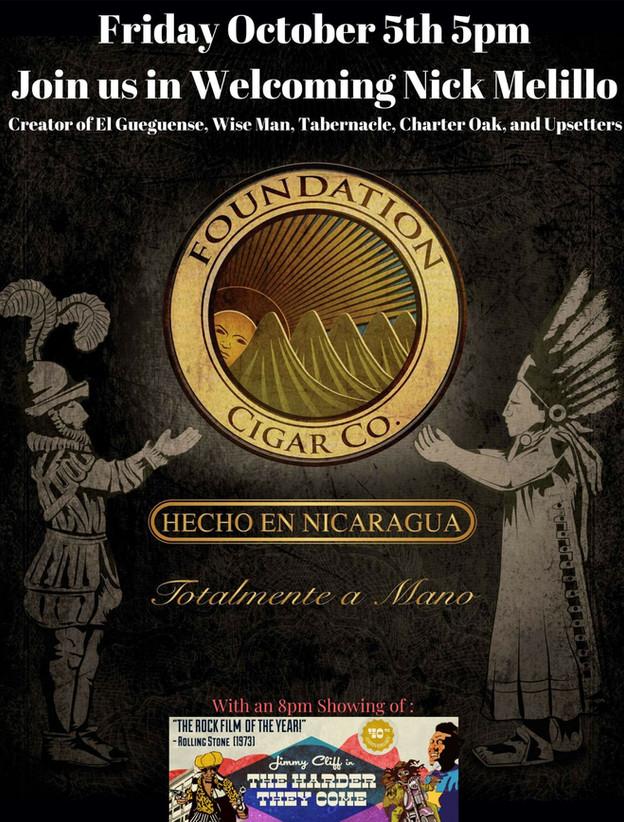 Foundation Cigar Company Event