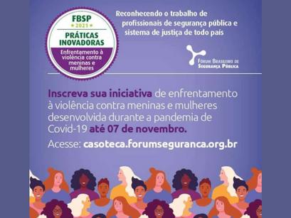 Fórum de Segurança Pública abre inscrições para o Selo FBSP 2021