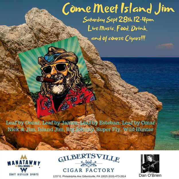 Come Meet Island Jim