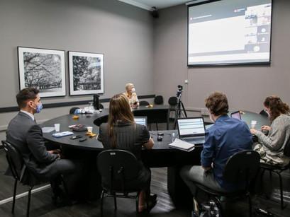 Parcerias realiza mais três oficinas para revisão de iniciativas para 2021