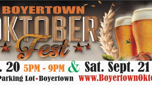 Boyertown OktoberFest
