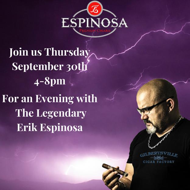 Espinosa Event