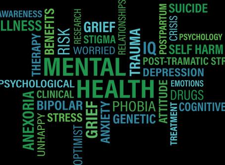 Podcast : E04 Mental Health (The Undiagnosed)