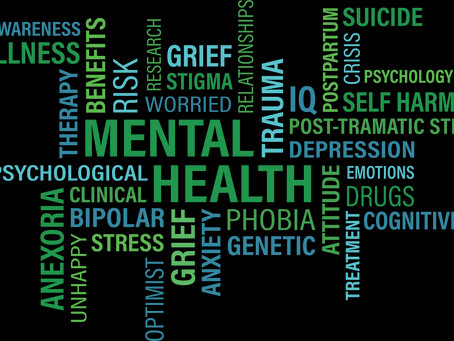 Podcast : E04 Mental Health (The Undiagnosed)