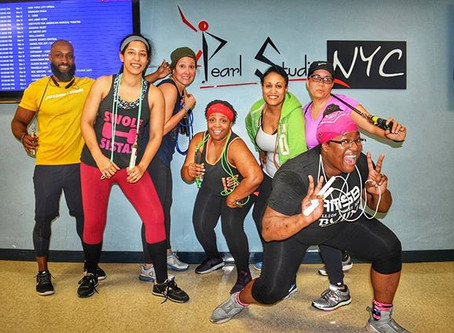 Moms Jump Rope To Get Fit And Have Fun