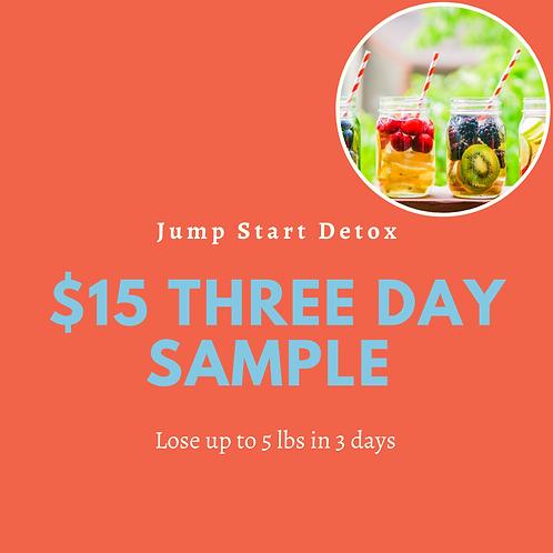 Kai Detox Tea -Weight Loss - Cleanse - 3- Day Sample