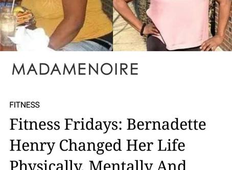 Bernadette Henry Features On MadameNoir.Com