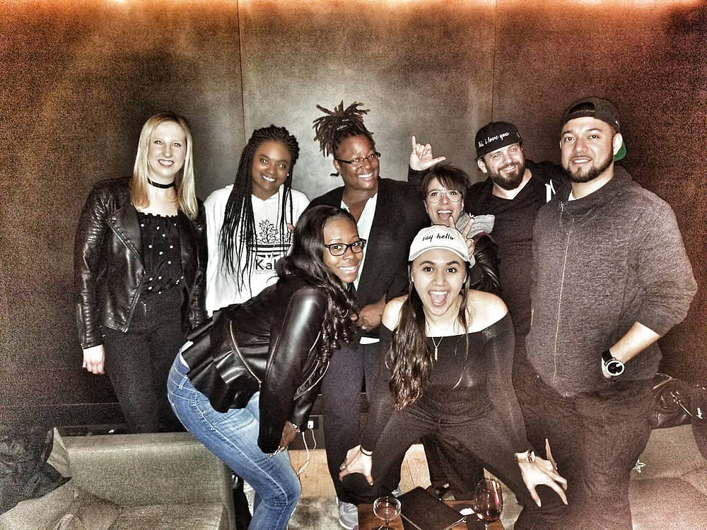 Wellvyl Tribe with Bernadette Henry, of Make It Fun NYC