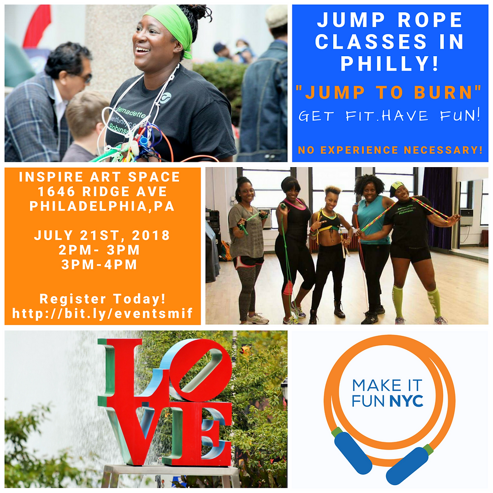 Jump Rope Classes in Philly (Make It Fun NYC)