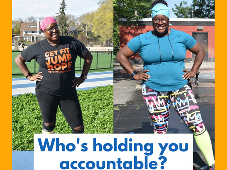 Who's Holding You Accountable?
