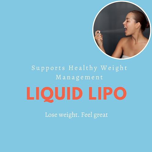 Liquid Lipo (4 week supply)
