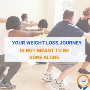 Make It Fun NYC Weight Loss Challenge