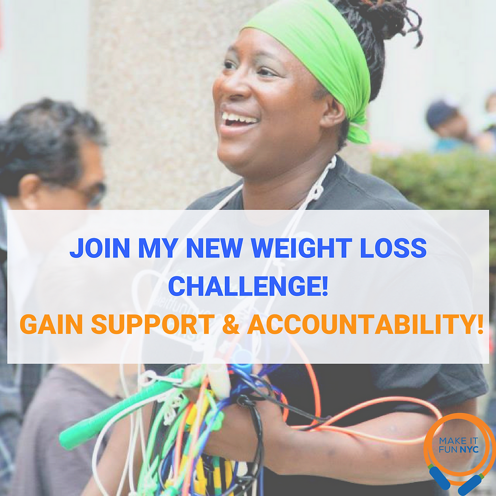 Join My Weight Loss Challenge!