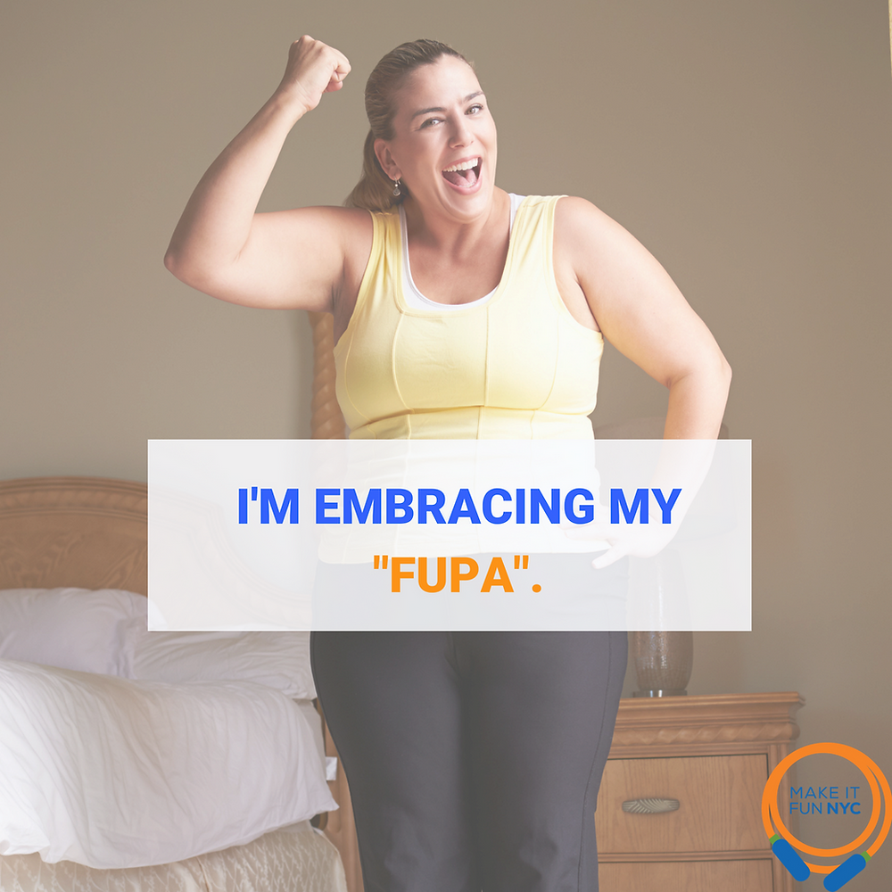 "5 Liberating Comebacks For Anyone Who Tries To Mom-Shame You Postpartum (Inspired by Beyoncé's ""Fupa"")"