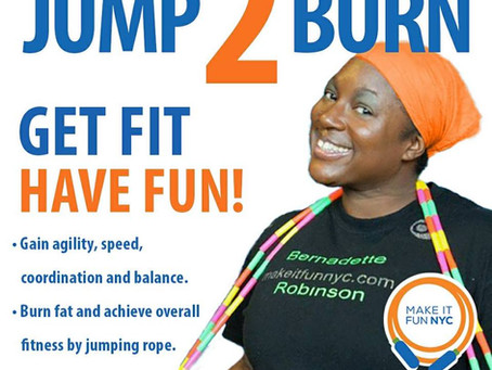 Jump Rope Class NYC
