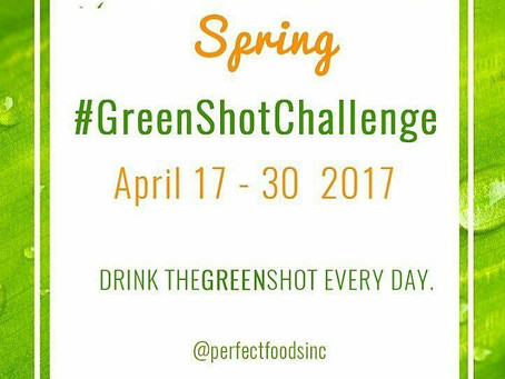 Green Shot Challenge