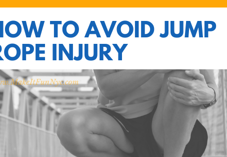 How To Avoid Jump Rope Injury