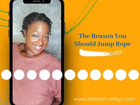 3 Reasons You Should Jump Rope