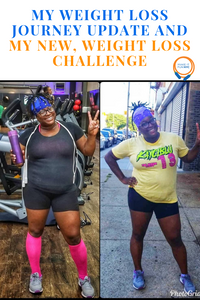 Make It Fun NYC Weight Loss Journey Update and Weight Loss Challenge