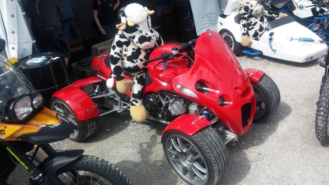 BMW Motorrad 2016