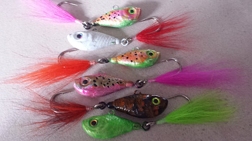 1 1/2 oz Swivel Jig