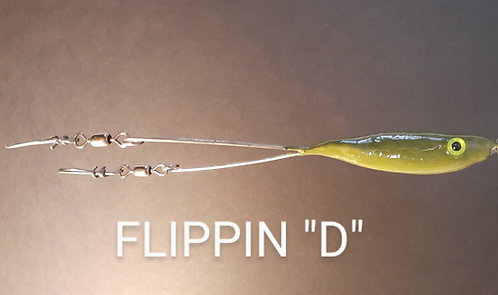 """Flippin """"D"""" - Toad"""