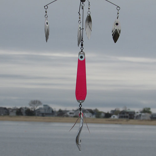 SS Pink Umbrella Rig