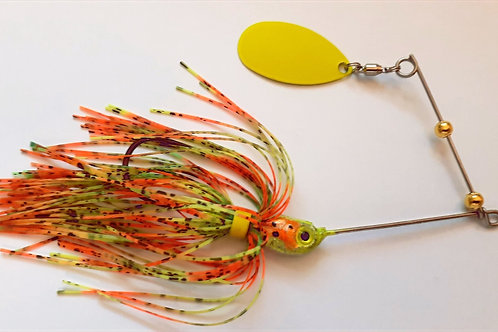 Fire Tiger Spinnerbait