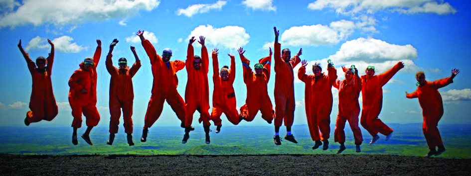 adventure sports nicaragua