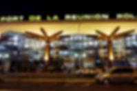Transfert ou navette aéroport Roland Garros La Réunion