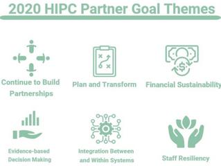 2020 HIPC Partner Goal Themes