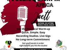 Call For Application: Vocal Training