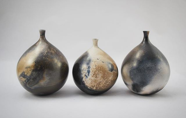 Smokefired vessels