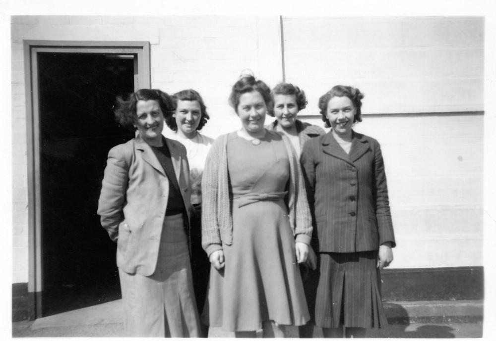 Flickr - Barbie Preston and Fletchamstead staff 1948