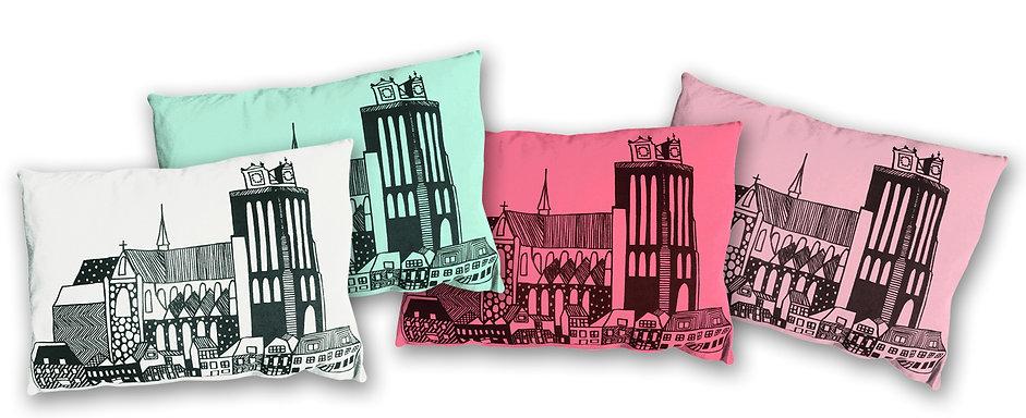 grote kerk dordrecht ansichtkaarten ansichtkaart de stadsfabriek