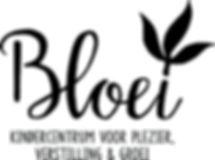 logo Bloei kindercentrum voor plezier, groei en verstilling