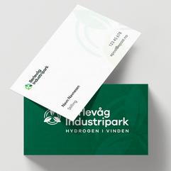 Berlevåg industripark visitkort