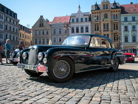 Retro Prague Historic Rally