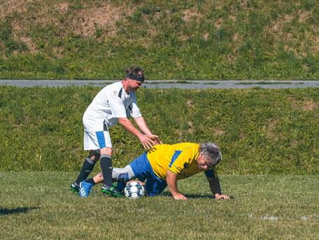Fotbalový turnaj pánů nad 35 let