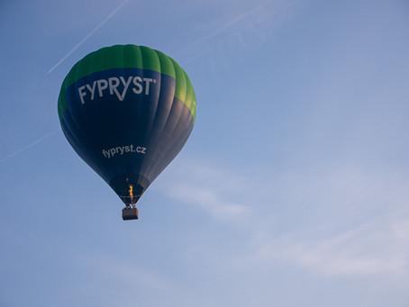 Vzlet balónu