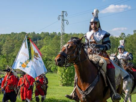 Bitva během Valdštejnských slavností
